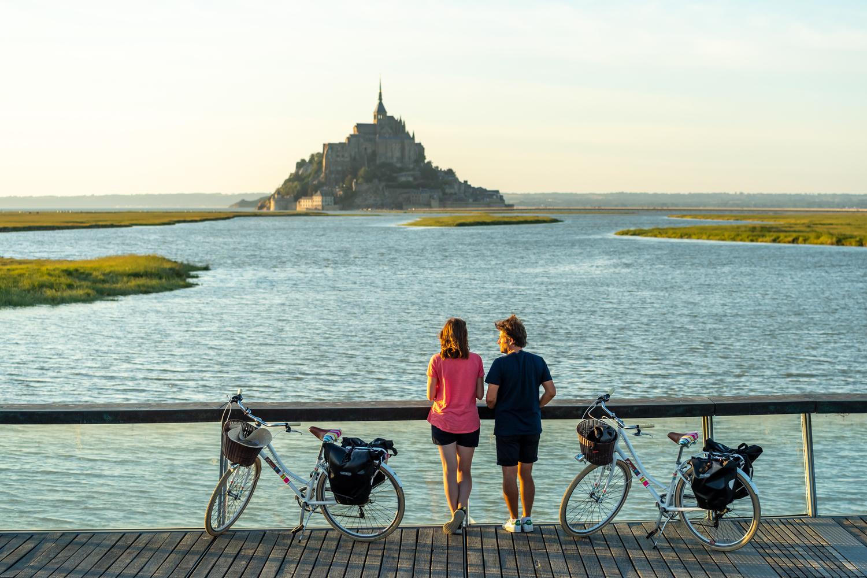 Frankreichs neuer Küstenradweg La Vélomaritime® eröffnet im Juni 2021