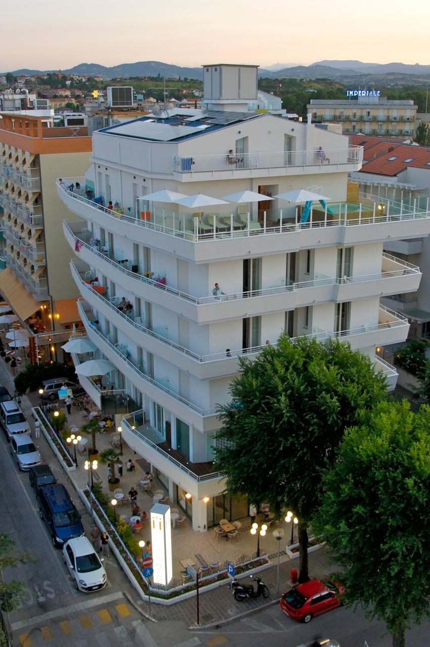 © Hotel Aragosta in Cattolica