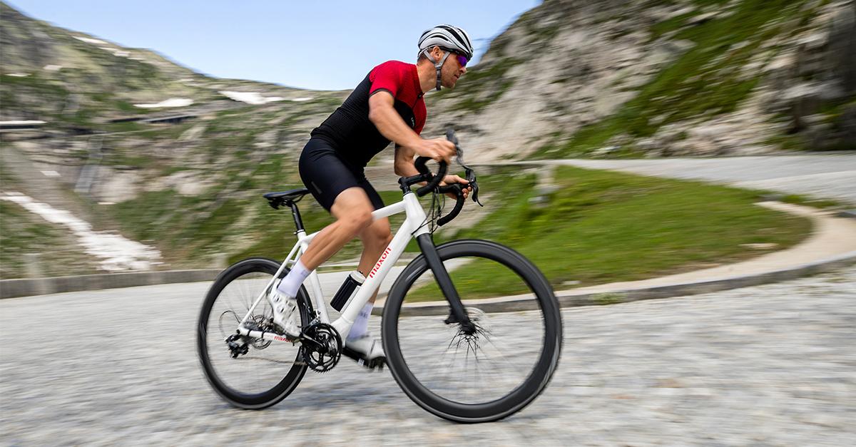 maxon lanciert ein leichtes und unsichtbares E-Bike System