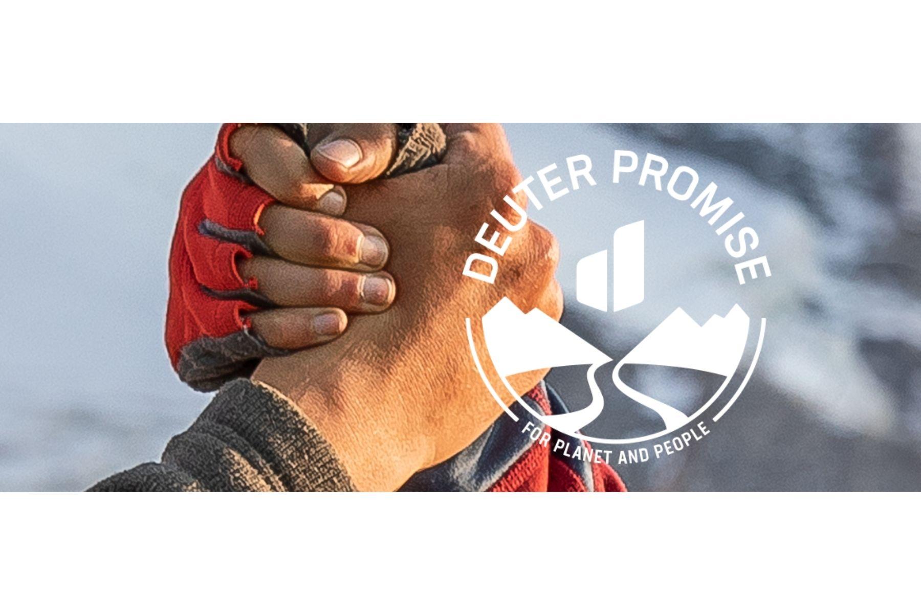 deuter Promise Tour — Nachhaltigkeit zum Anfassen