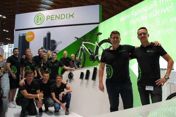 Pendix: Endlich wieder auf Messen