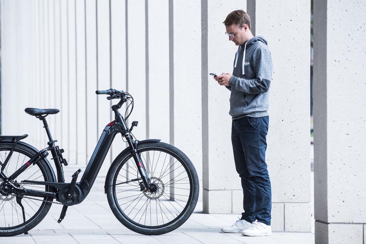 Connected Bike - It´s my Bike