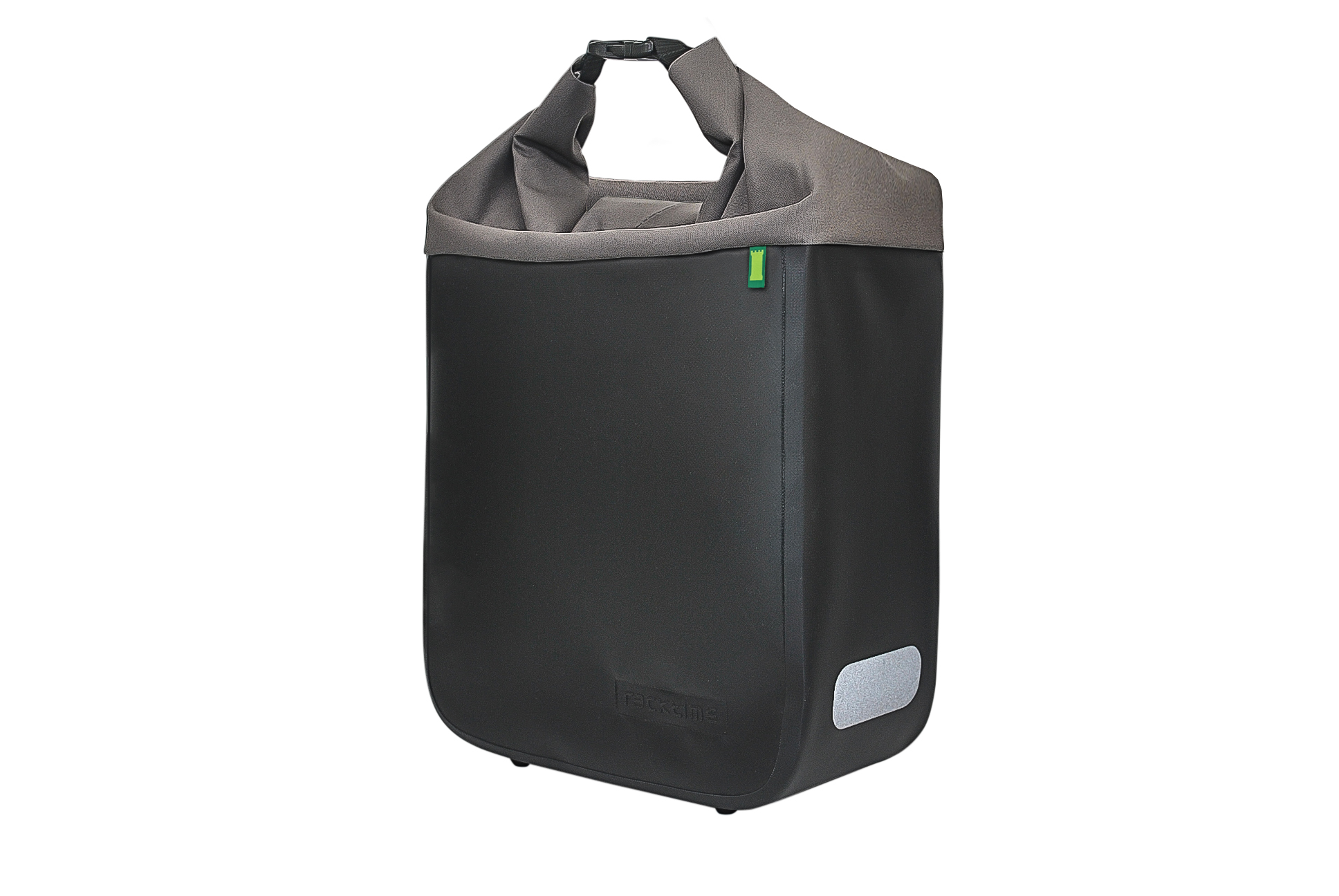 Rollverschlusstasche Donna (IP65) wird in lavaorange, basaltgrau und onyxschwarz angeboten.