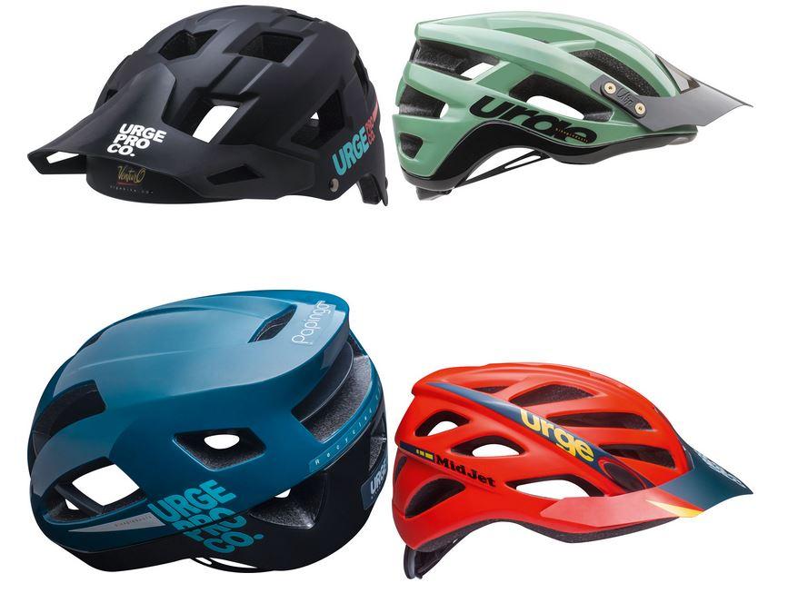 URGE: Neue nachhaltige Helmmarke bei MCG