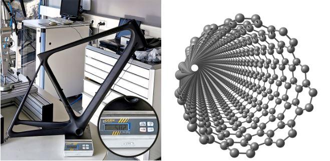 Storck Bicycle präsentiert ersten Rennrad Carbon Rahmen mit nur 500 g Gewicht. Helium Panel Technology (HPT) kommt erstmals zum Einsatz.