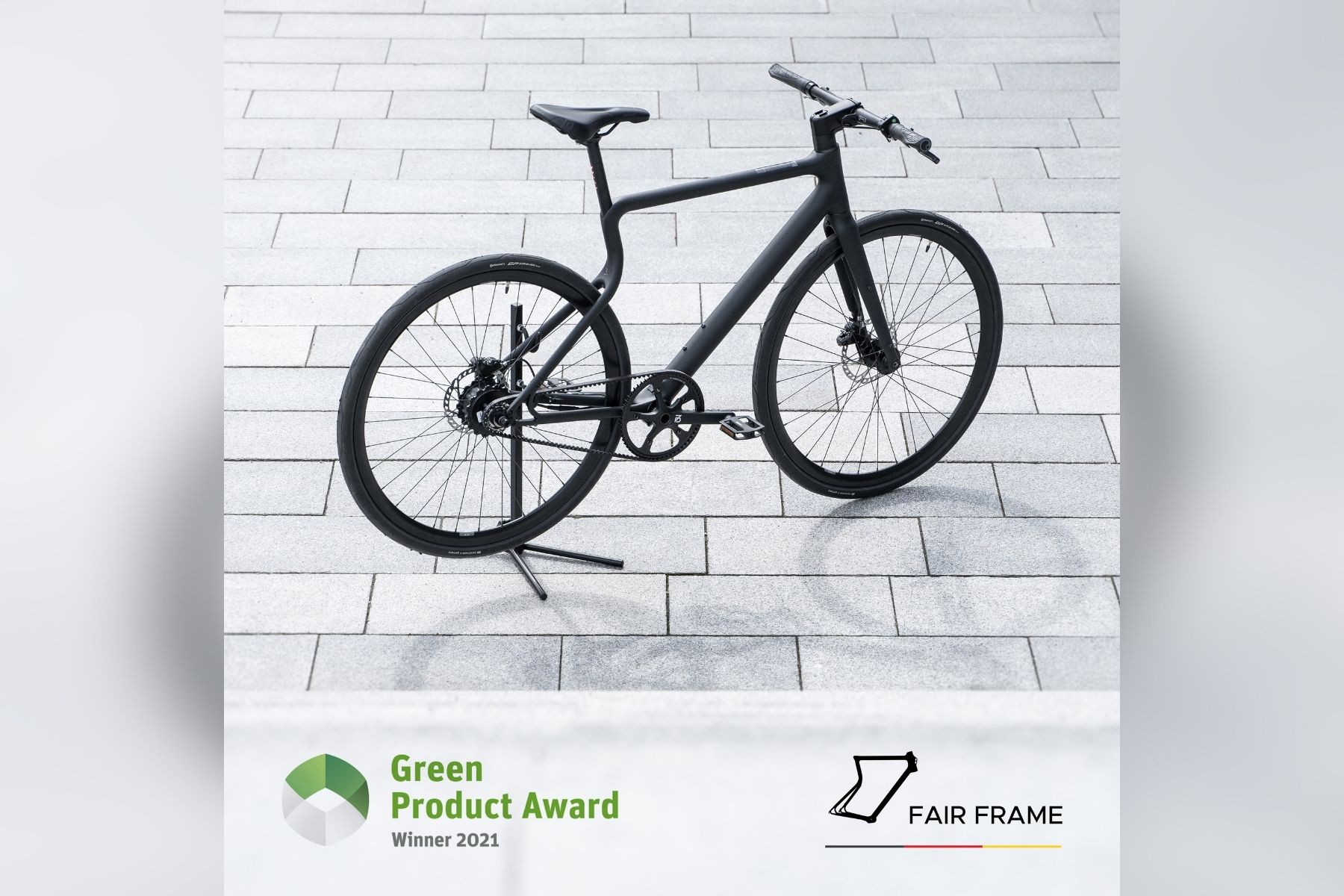 Das grüne E-Bike: URWAHN Platzhirsch gewinnt Green Product Award 2021