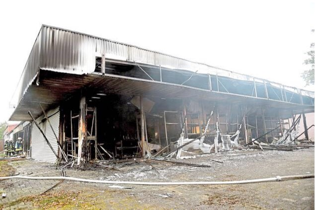 Brand bei Maxcycles