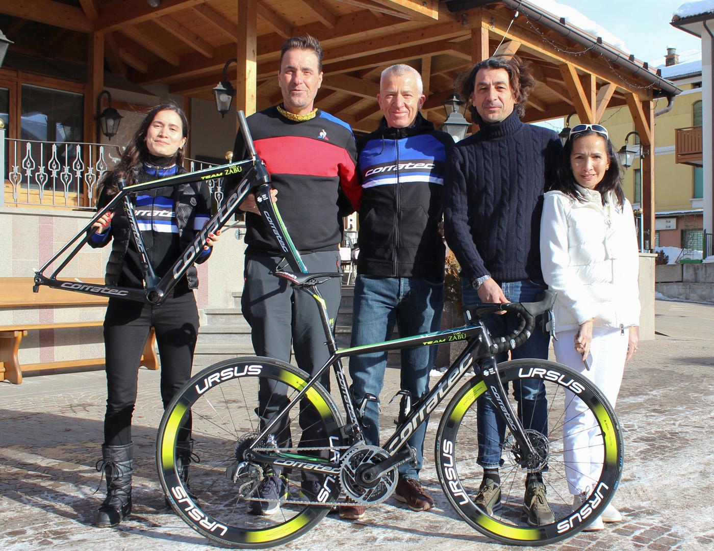 corratec ist zurück in der Weltelite des Rennradsports