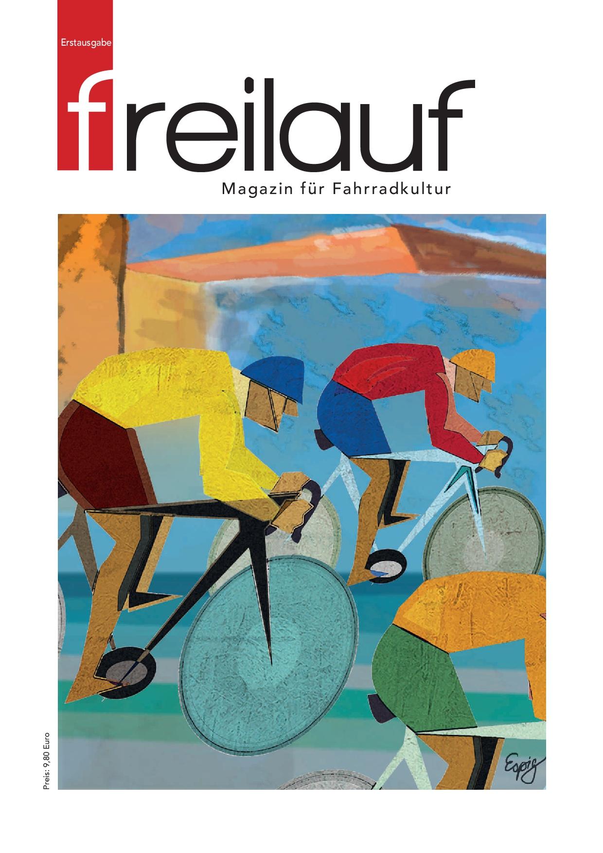 freilauf - Magazin für Fahrradkultur