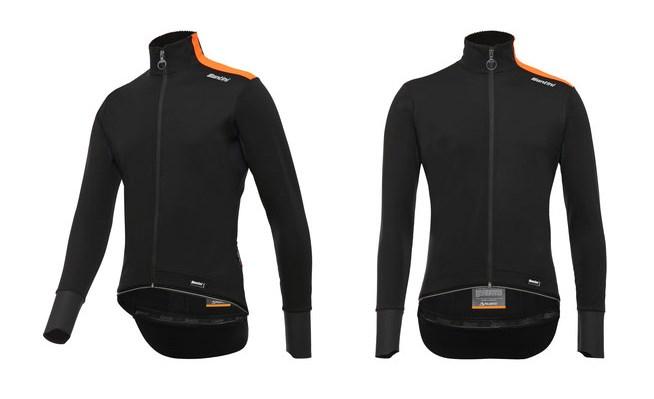 SANTINI setzt fürs Biken auf leistungsstarke Polartec® Technologien // Polartec® Alpha® + Polartec® Windbloc®