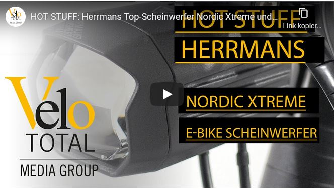 VIDEO - HOT STUFF: Herrmans Top-Scheinwerfer Nordic Xtreme und Pro