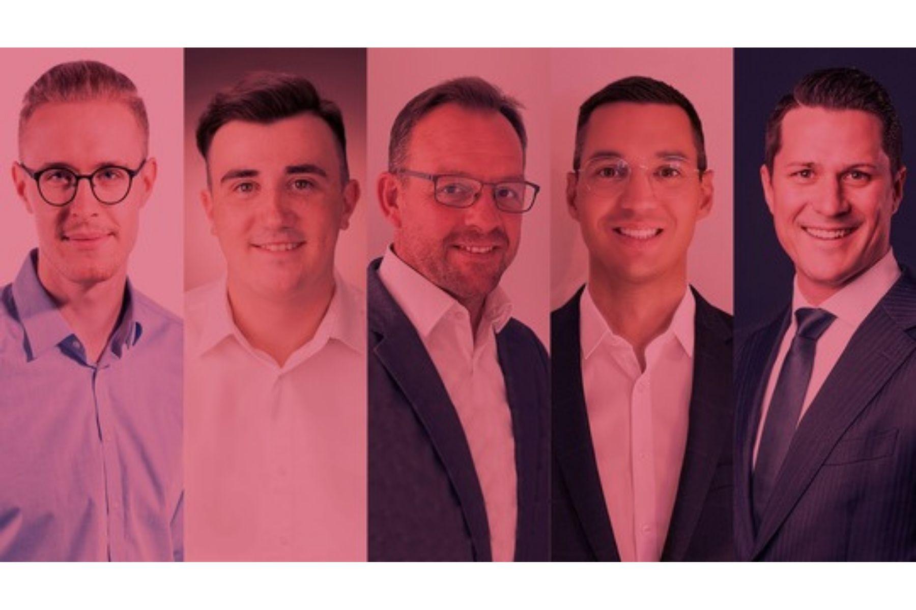 BusinessBike begrüßt fünf neue Sales Mitarbeiter
