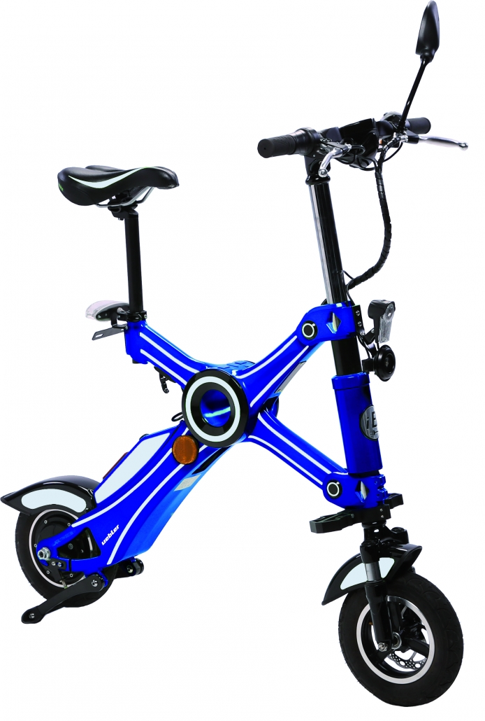 E-Scooter SIRO S 1.1 (Art.-Nr. 21050) blau