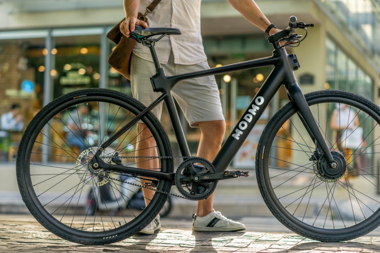 Yeply kooperiert mit irischen Jungunternehmen für E-Bikes Modmo