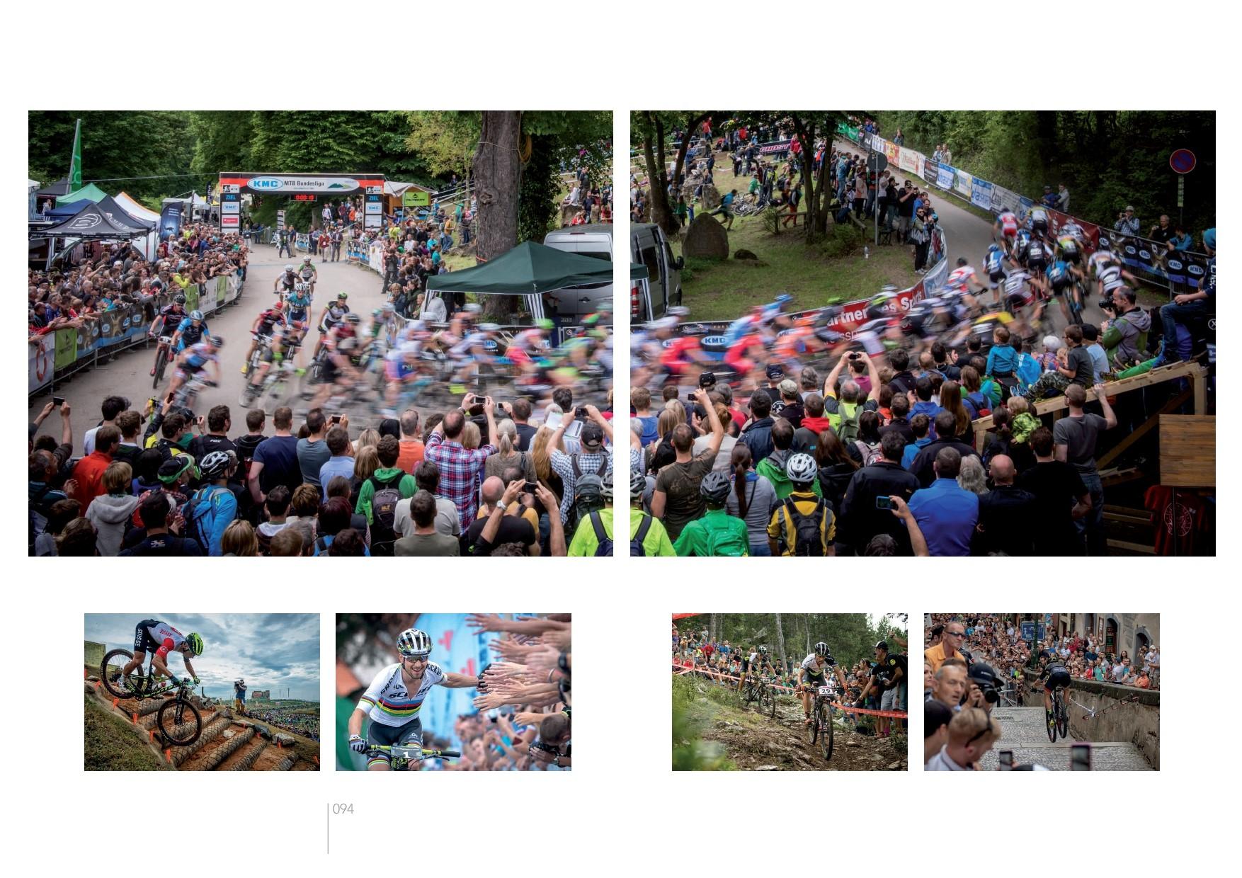 Momentaufnahmen - Faszination Mountainbike Sport