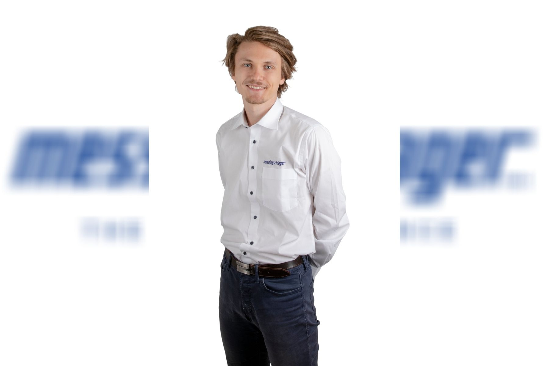 Neuer Junior Sales Manager bei Messingschlager