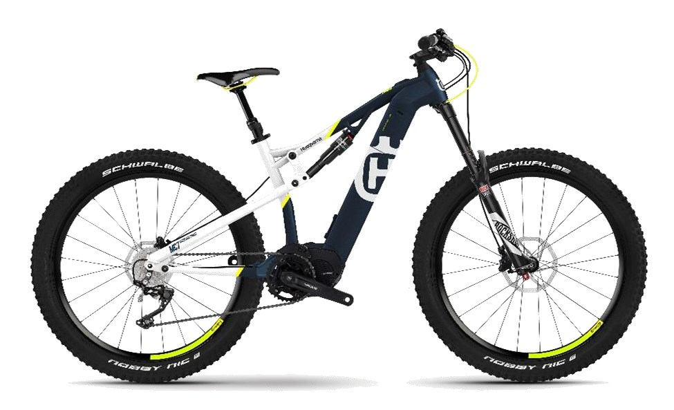 MountainCross: Husqvarna MC7