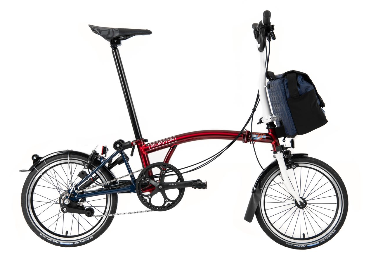 Brompton Bicycle x Team GB - Special Edition für die Champions
