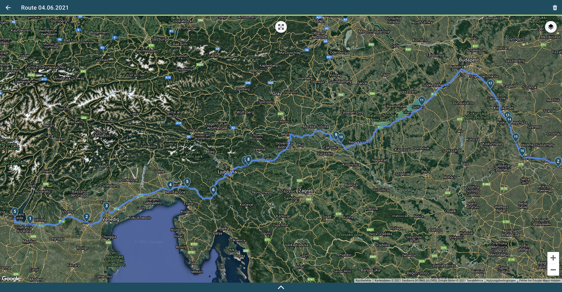 Fahndung per App: GPS-Tracker stoppt E-Bike-Diebe nach 1000 Kilometer