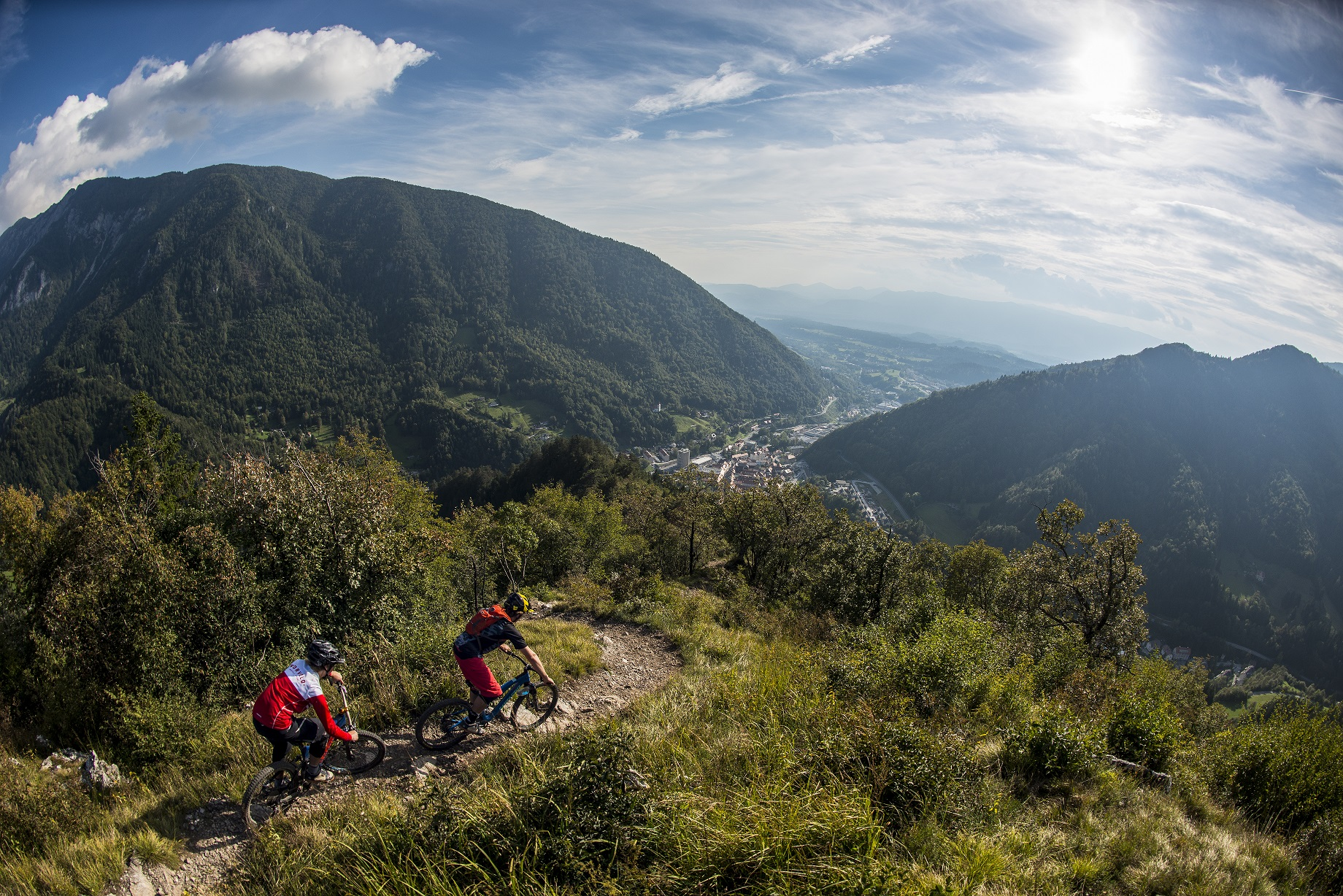 Fünf Gründe, warum Slowenien das ideale Ziel für einen Urlaub auf zwei Rädern ist
