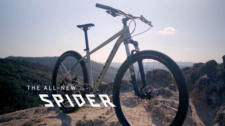 Produkt-Ticker: Kellys Spider 90 - Spider Serie 29`