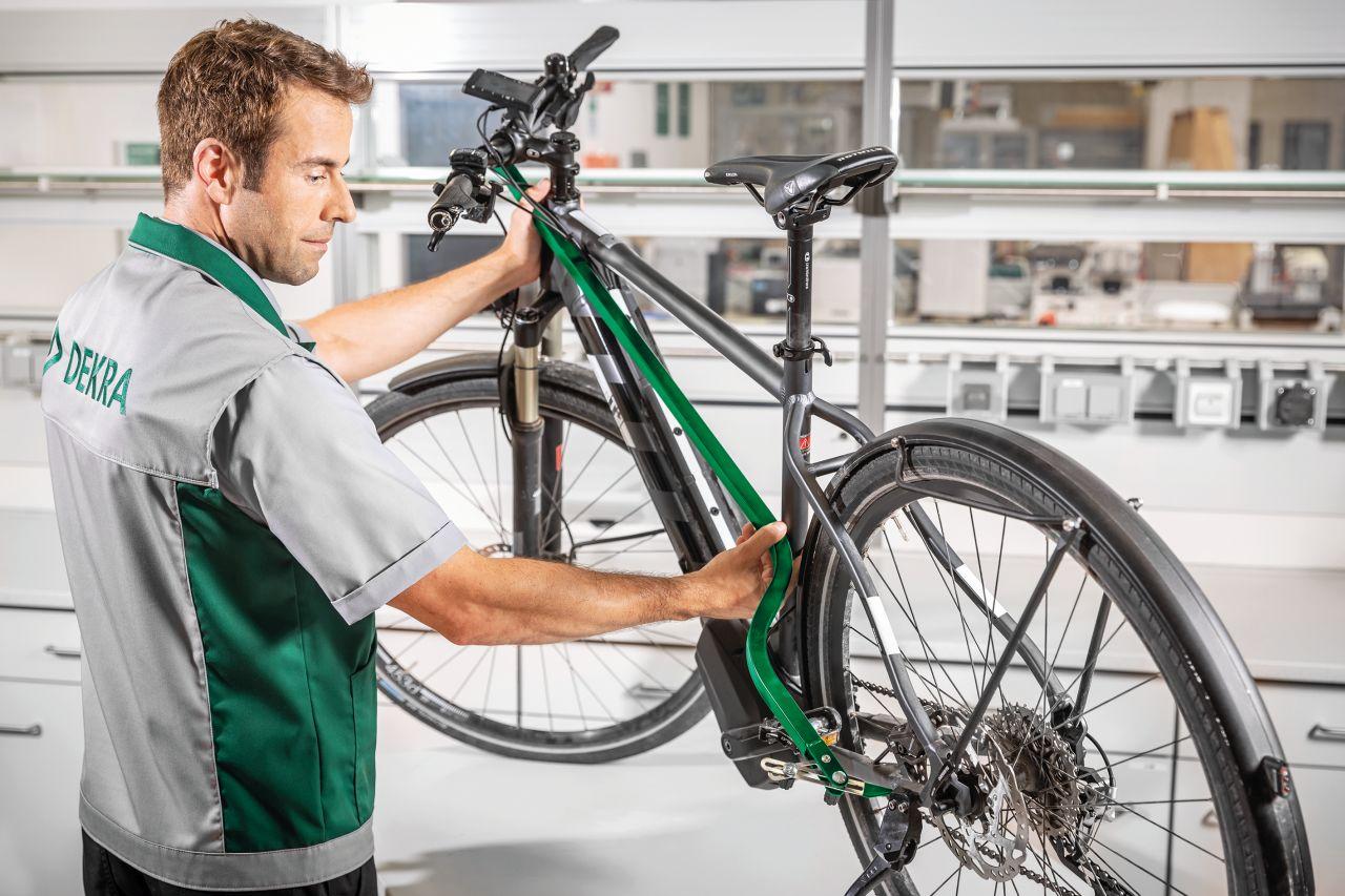 DEKRA Schadengutachten für Fahrräder