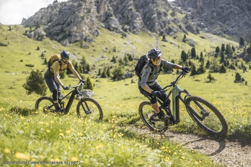 Wie das E‑Mountainbike Tourismusregionen verändert