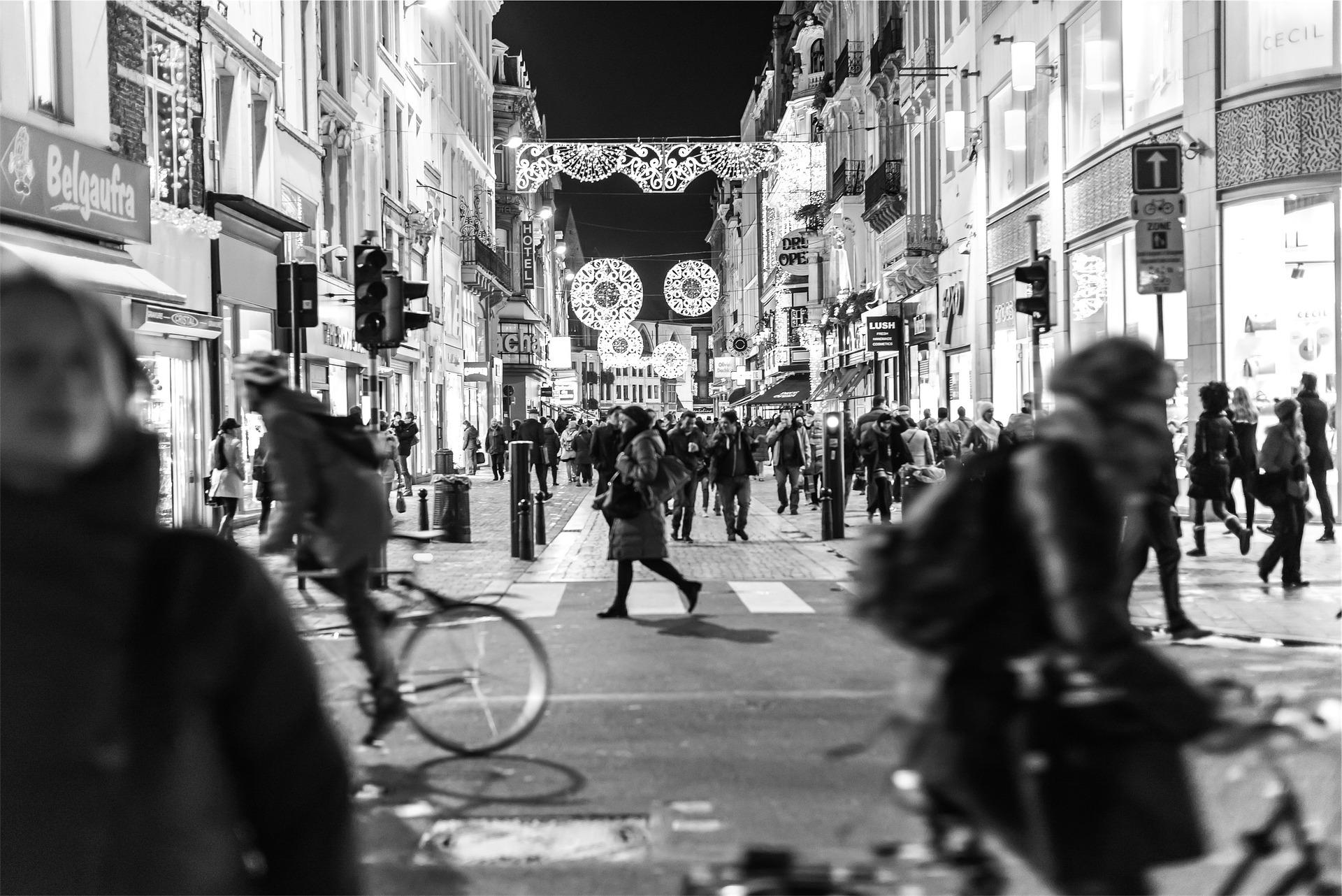 Oft zu wenig Raum für Radfahrer: Gefährliche Begegnungen