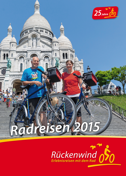 Rückenwind Katalog 2015