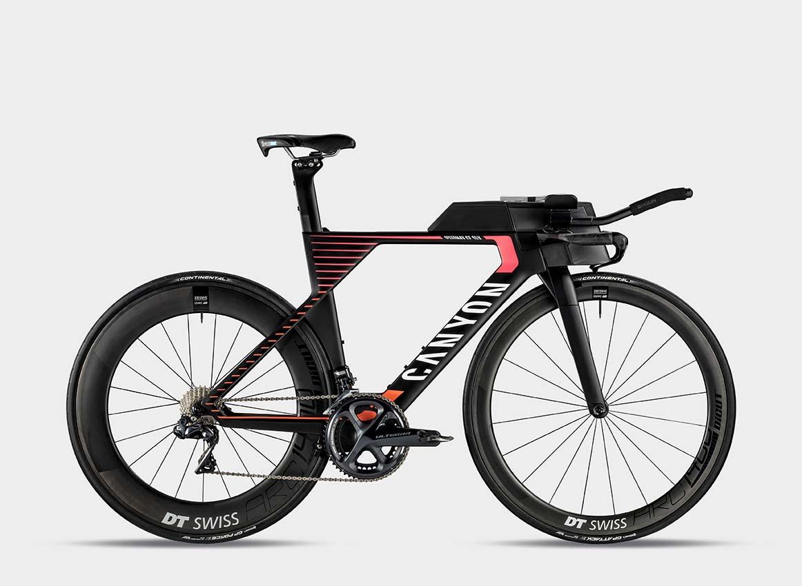 Blick aufs aktuelle Modelljahr 2019: Das Canyon Speedmax WMN CF SLX 8.0 SL / Foto: Canyon Bicycles