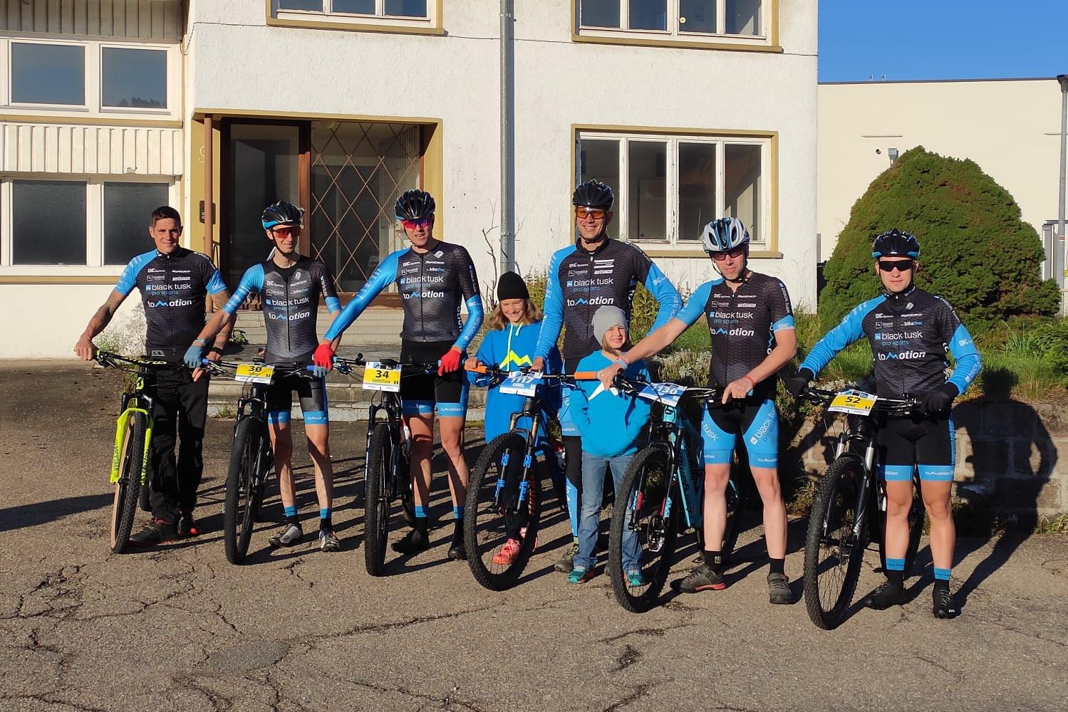 Starke Teamleistung von toMotion Racing in Furtwangen
