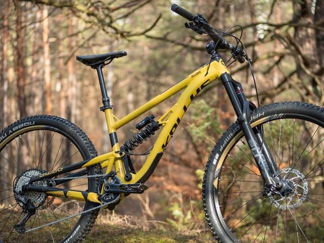 Kellys Bicycles definiert Enduro neu