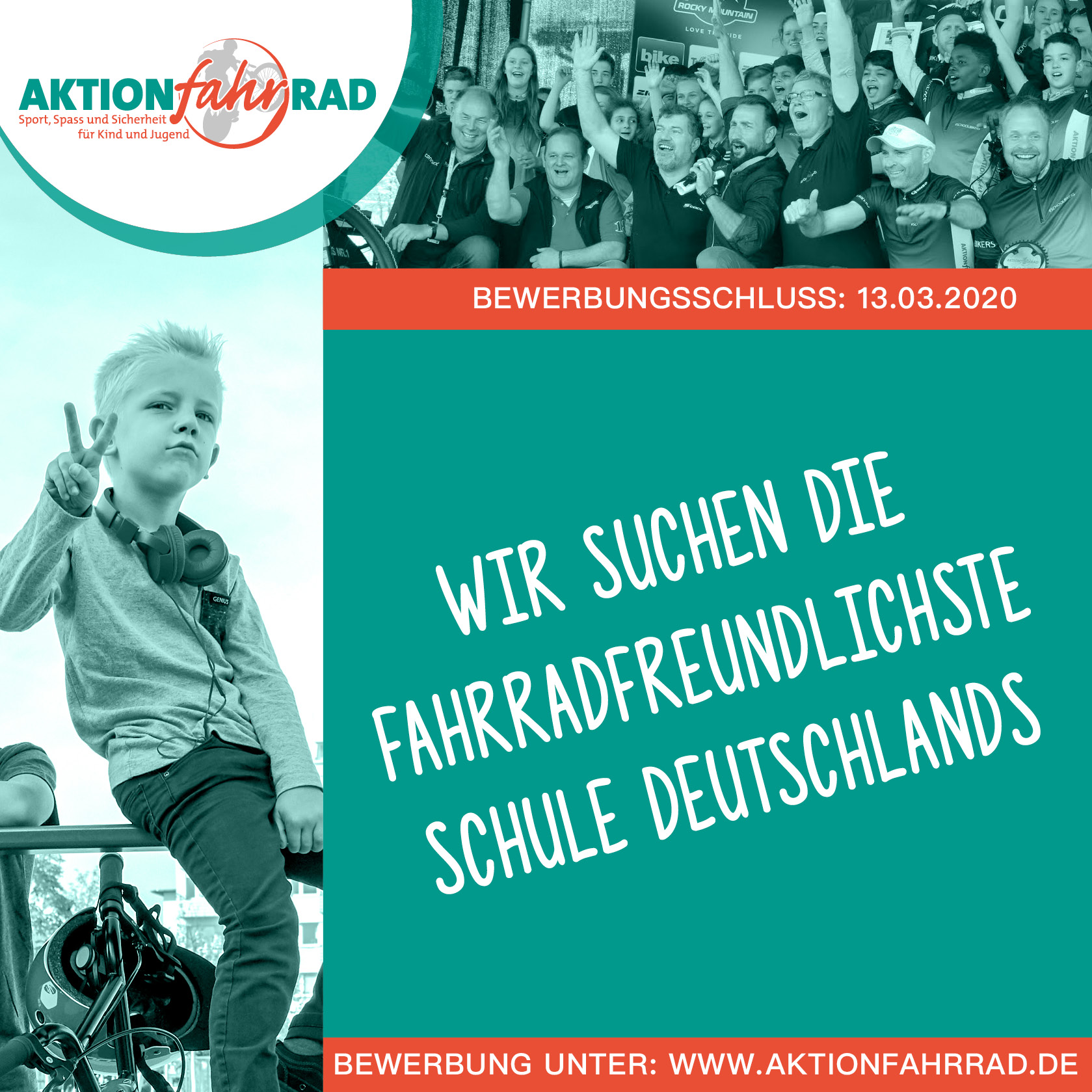 Fahrradfreundlichste Schule Deutschlands