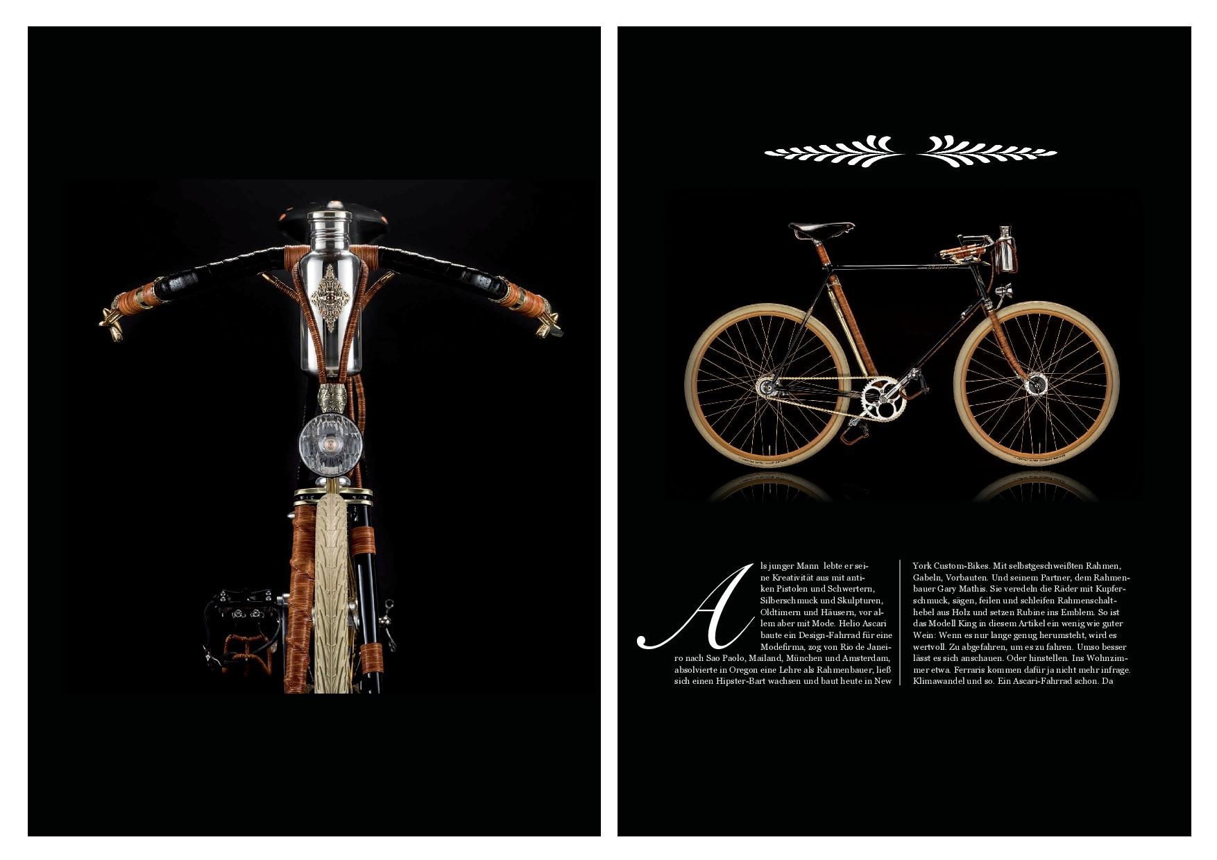 Schmuckstücke - Räder von Ascari