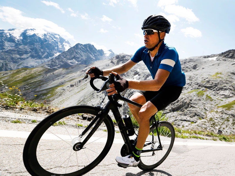 App Fahrrad Fahren