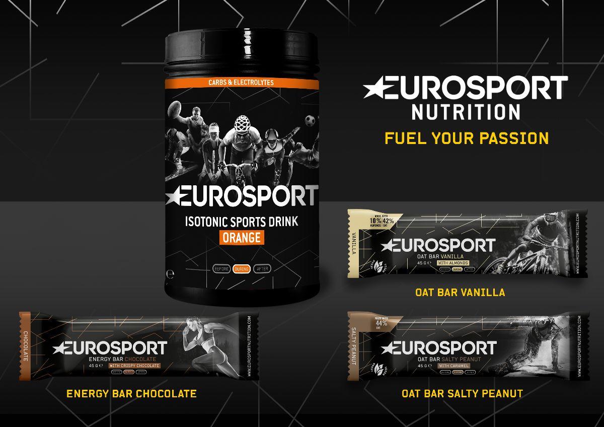 VIER NEUE GESCHMACKSRICHTUNGEN BEI EUROSPORT NUTRITION