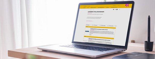 Neues Angebot auf Eurobike.com – Job-Netzwerk mit velobiz.de und RIM