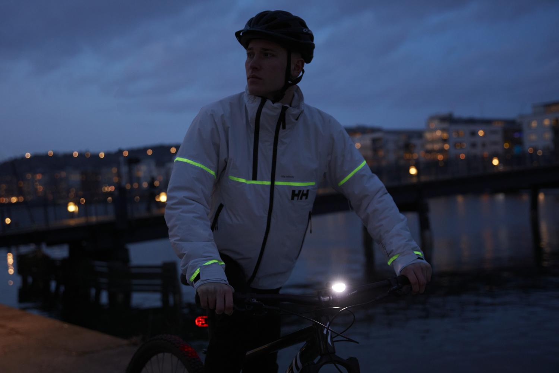 Bessere Sichtbarkeit in der Stadt: Helly Hansens Lumines Jacket