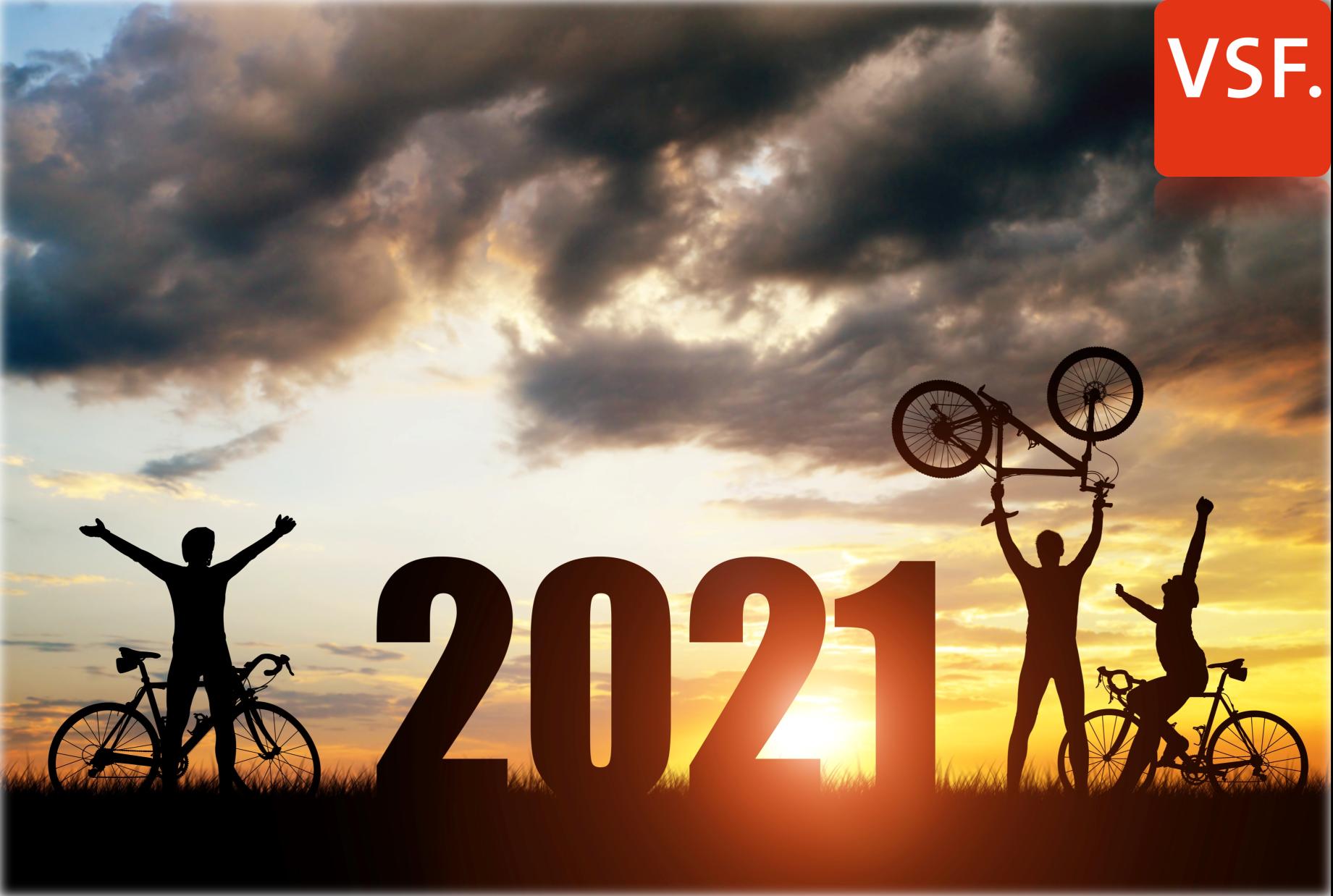 VSF verzeichnet 2021 stärksten Mitgliederzuwachs seit Bestehen