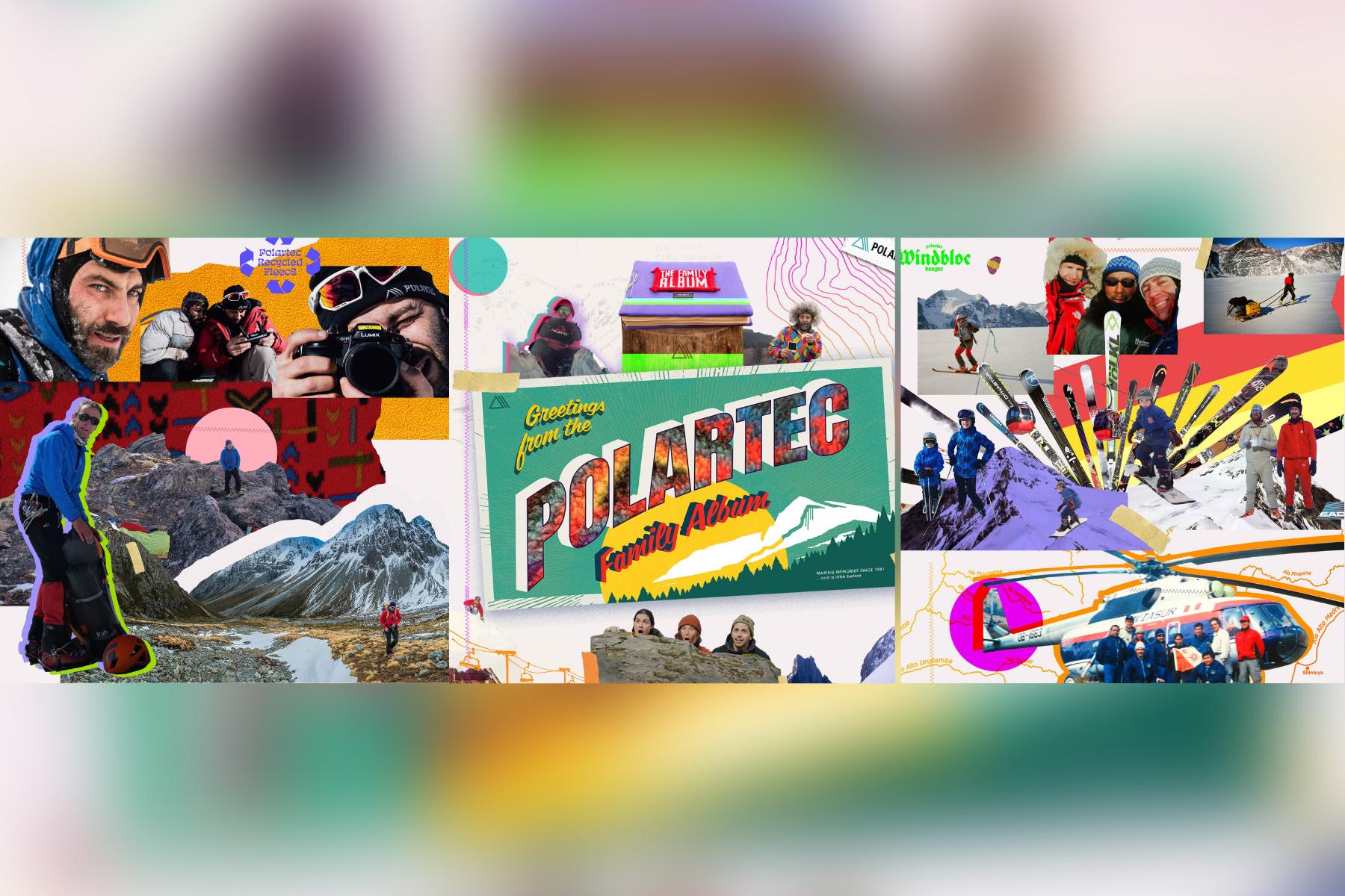 Peaking Since ´91: Polartec veröffentlicht Family Album