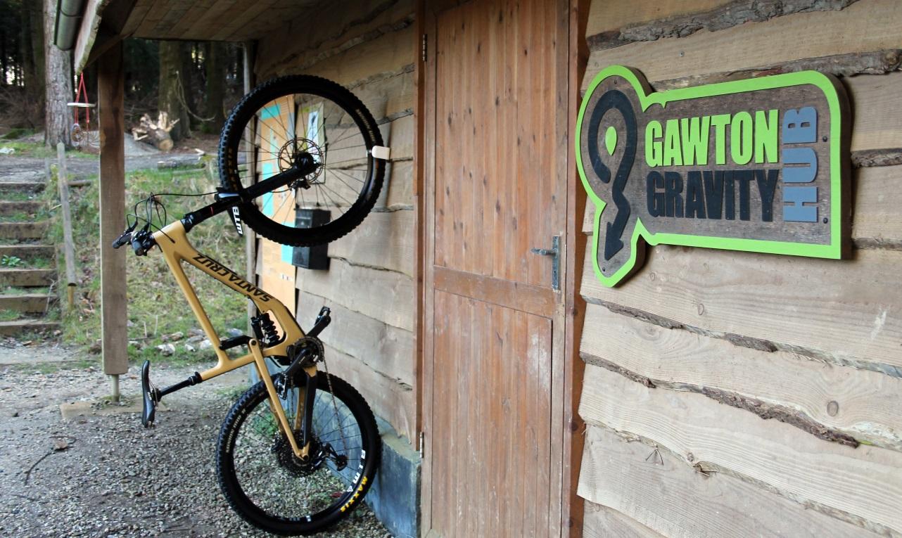 Für Mountainbikes und breiteren Reifen ©CLUG