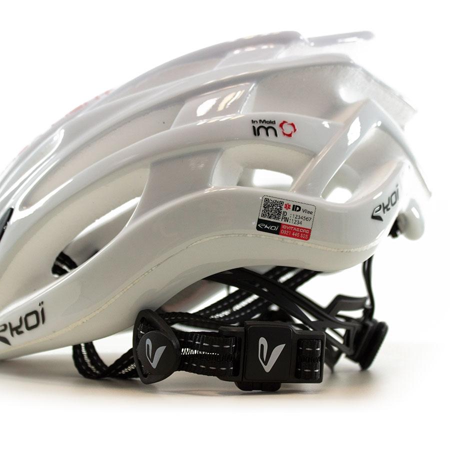 Aufkleber sind gratis beim Kauf der Helme CORSA LIGHT oder CORSA EVO mit dabei