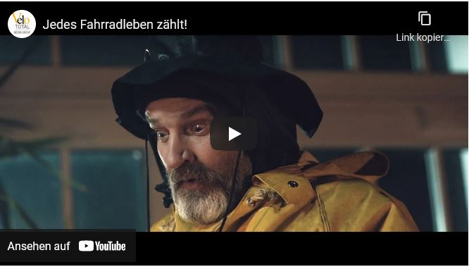 VIDEO: Jedes Fahrradleben zählt!