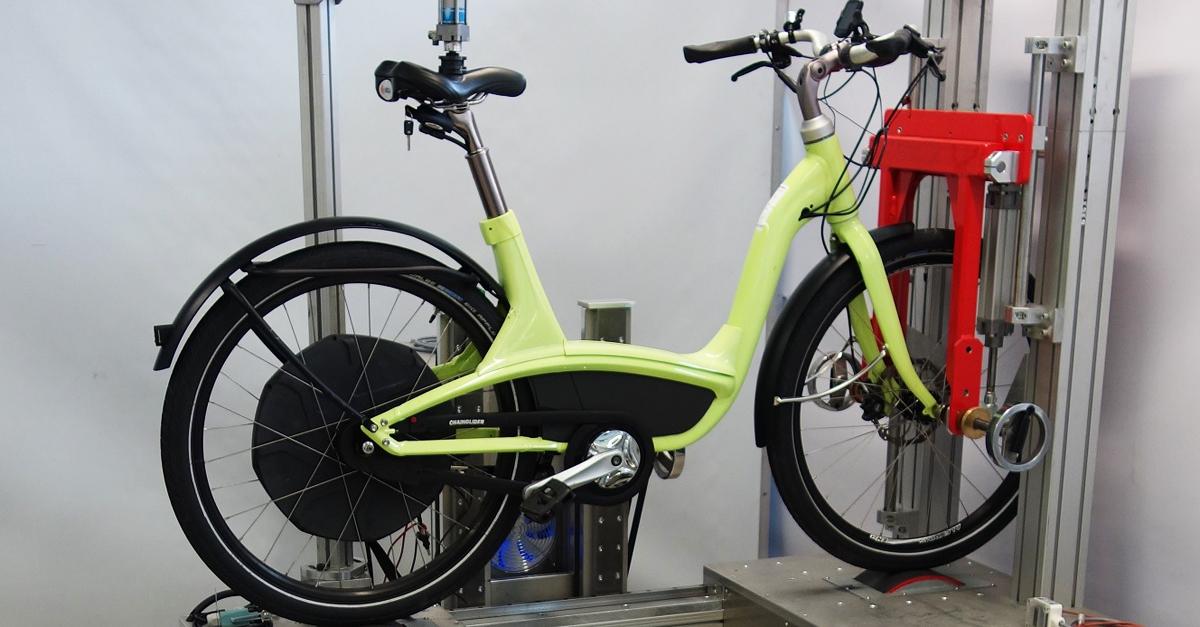 exakt wie nie zuvor velotech misst e bike leistung. Black Bedroom Furniture Sets. Home Design Ideas