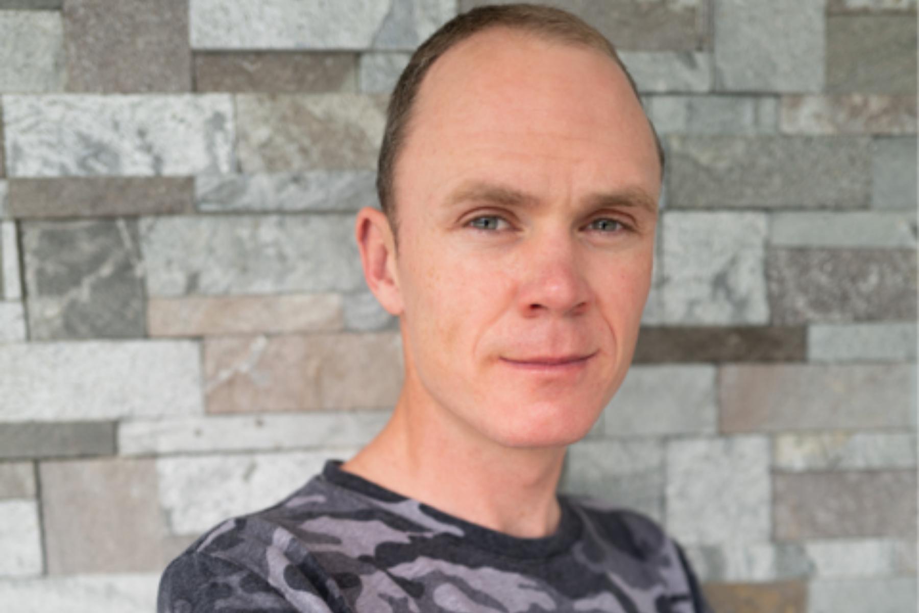 Chris Froome als neuer Berater und Investor bei SUPERSAPIENS