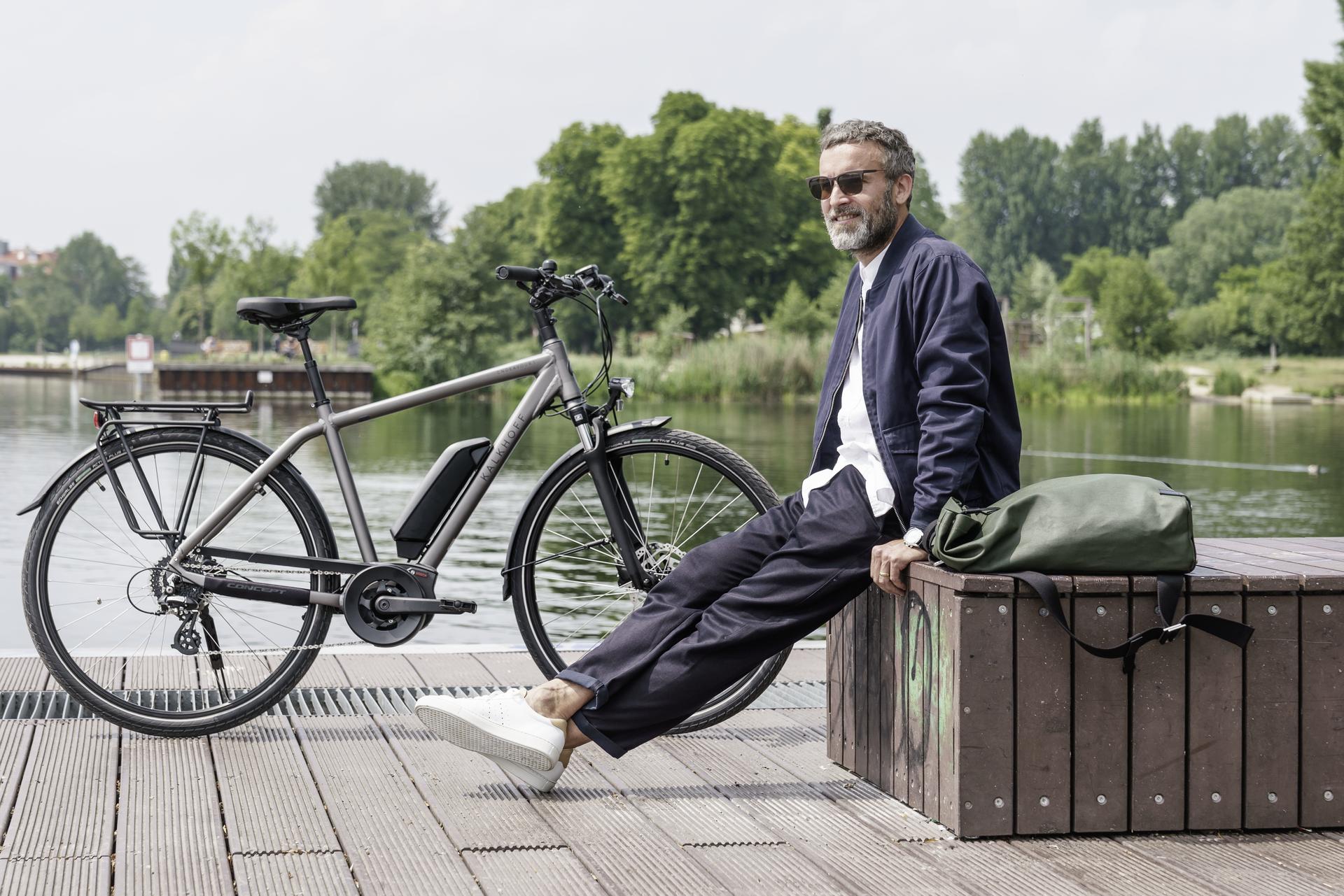 Nachhaltige Mobilität – so steigen Unternehmen auf's Rad um