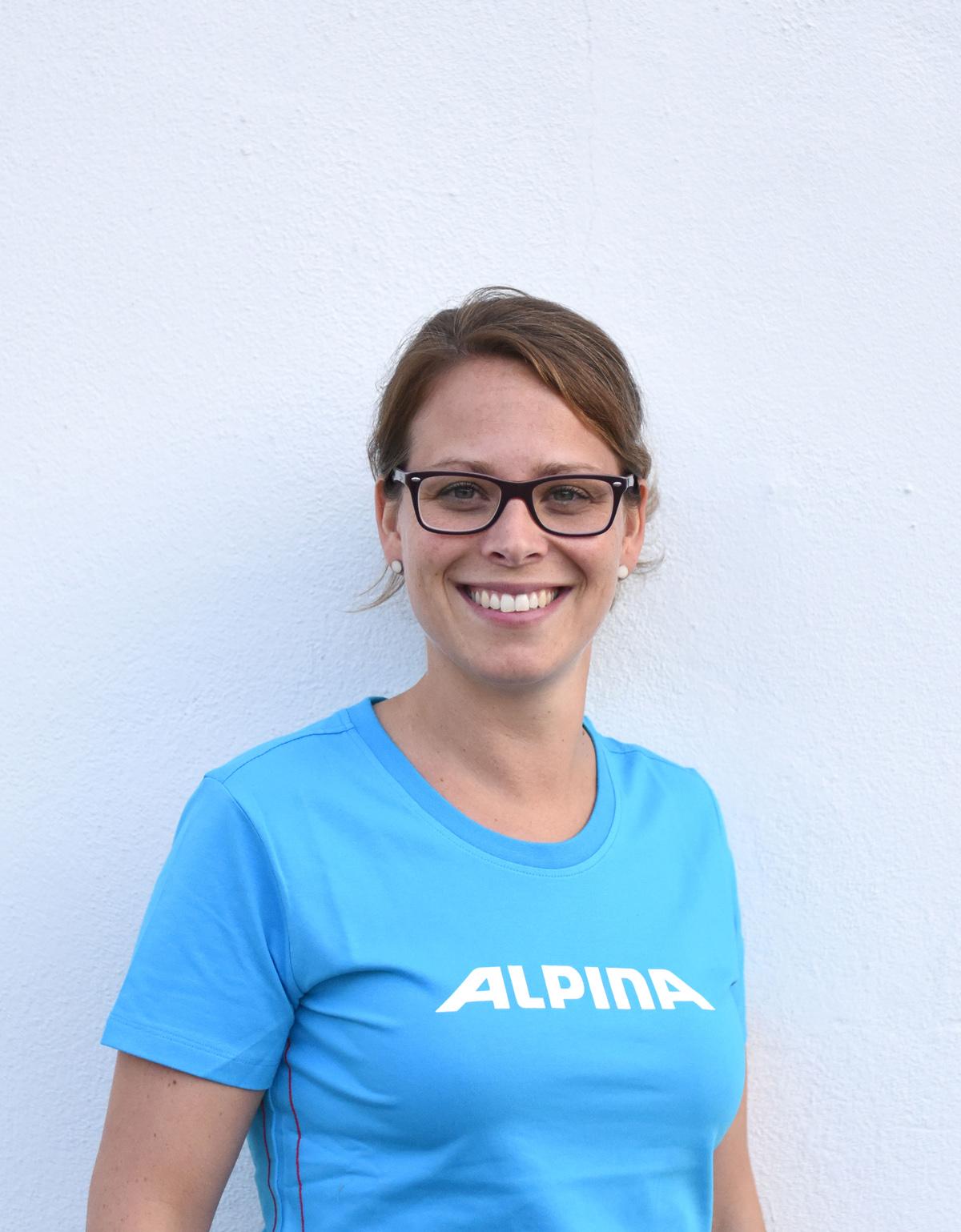 Neue Marketingleitung seit 01.09.2016 bei der ALPINA Sports GmbH: Julia Bauer