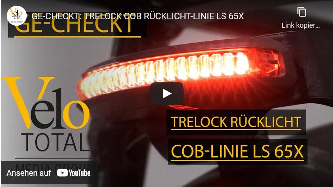 VIDEO: GE-CHECKT - TRELOCK COB RÜCKLICHT-LINIE LS 65X