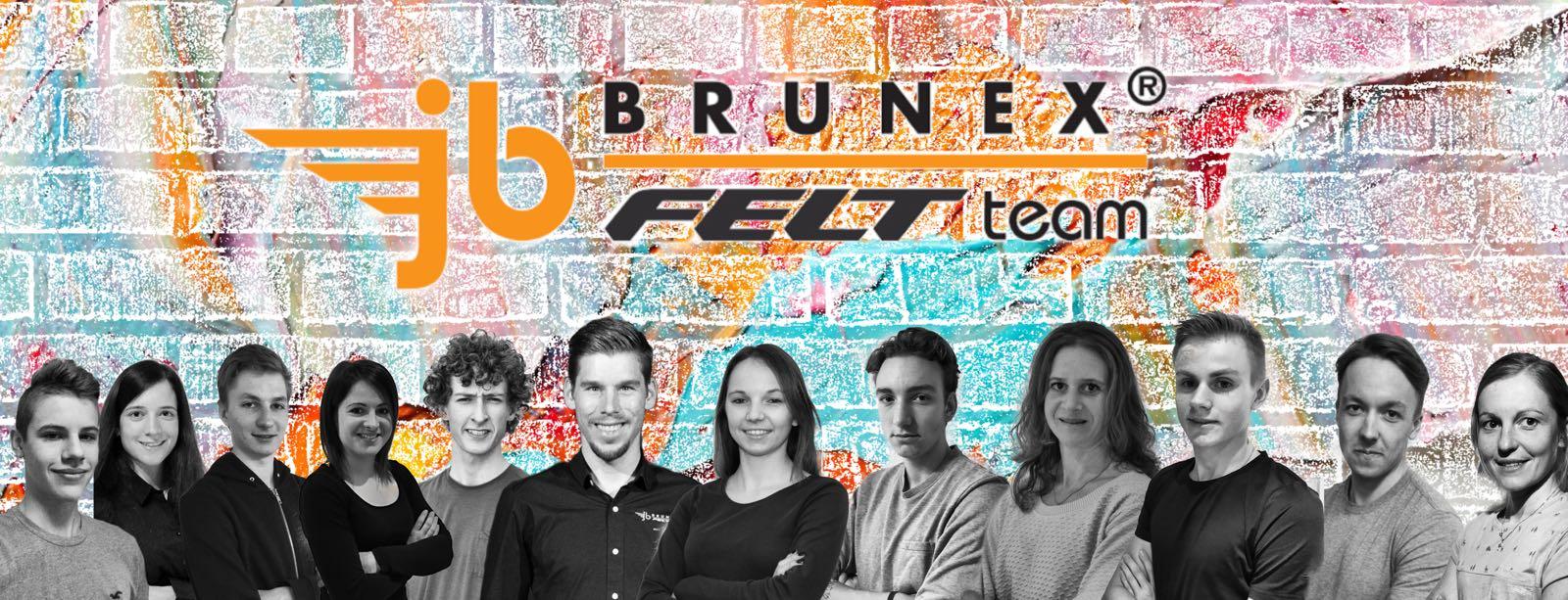 jb BRUNEX Felt Factory Team 2018