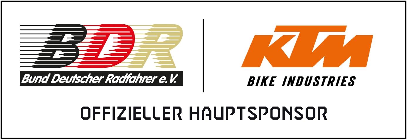 Die KTM Fahrrad GmbH wird neuer Hauptsponsor des BDR